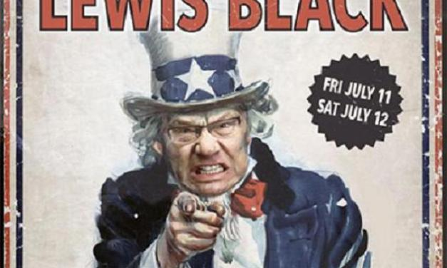 Lewis Black to let his fans get in on his act with live interactive event: The Rant Is Due