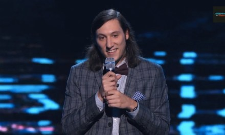 Darik Santos performs in the quarterfinals of America's Got Talent 2014