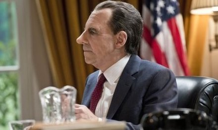 "On the 40th anniversary of Richard Nixon's resignation, Harry Shearer inhabits the late, disgraced president: ""Nixon's The One"""