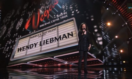 Wendy Liebman's Quarterfinals performance on America's Got Talent 2014