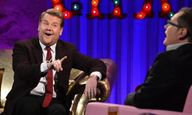 CBS names James Corden new host of The Late Late Show, starting 2015