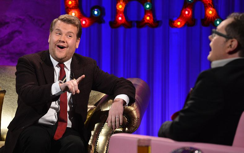 James Corden eyed by CBS as potential Late Late Show host to succeed Craig Ferguson?