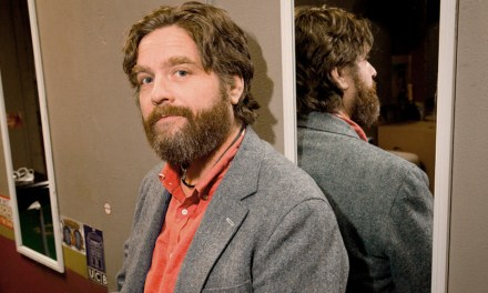 "FX greenlights series order for ""Baskets"" starring Zach Galifianakis"