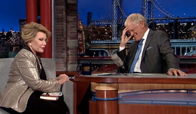 Late-night TV talk show hosts, comedians and critics remember Joan Rivers