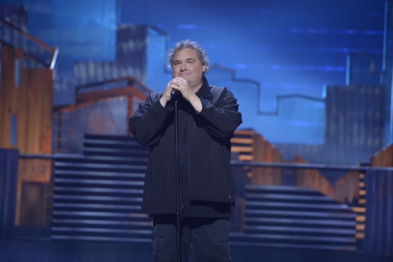 "Review: Artie Lange, ""The Stench of Failure,"" on Comedy Central"