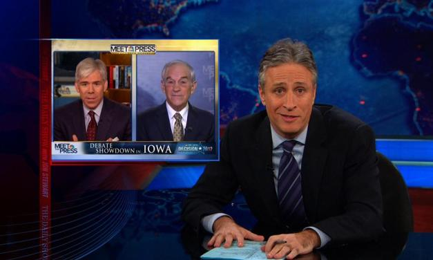 NBC attempted to poach Jon Stewart from Comedy Central's The Daily Show to host Meet The Press