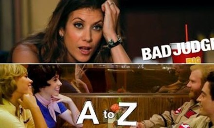 Bad Judge not good, A to Z only makes it to M, as NBC will cancel both new sitcoms