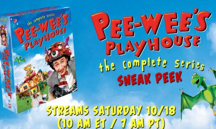 Pee-wee's Playhouse returns to Saturday morning TV for one livestream only (plus a complete Blu-ray DVD set!)