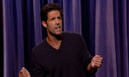 Pete Correale on Conan