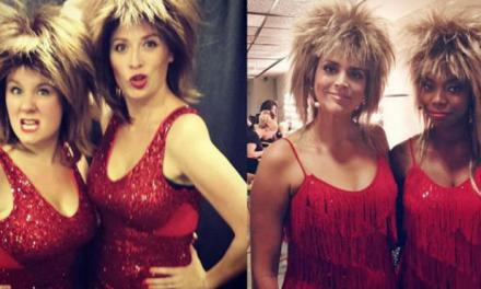 "SNL's ""Proud Mary"" sketch bruises pride of The Groundling's similar Tina Turner tribute"