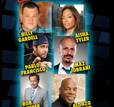 Hurricane Odile cancels 2014 Cabo Comedy Festival; NUVOtv and Levity organize relief benefit show Oct. 1 in California