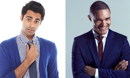 The Daily Show with Jon Stewart hires Hasan Minhaj and Trevor Noah as correspondents