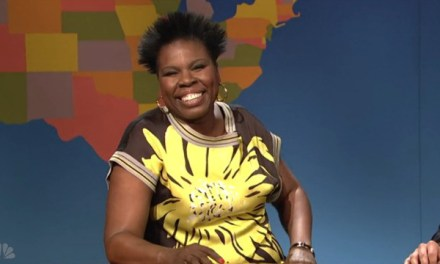 Saturday Night Live promotes Leslie Jones to featured player in the cast