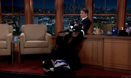 Paula Poundstone on Late Late Show with Craig Ferguson