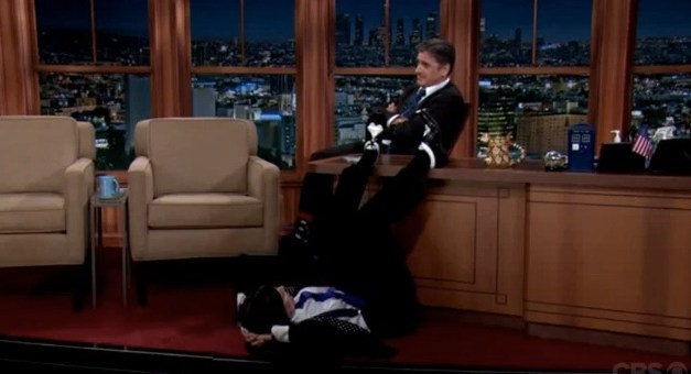 Paula Poundstone on Late Late Show with Craig Ferguson
