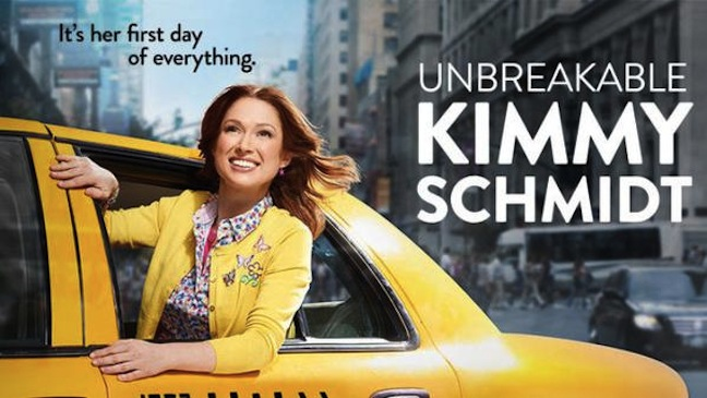 "Netflix nabs Ellie Kemper's ""Unbreakable Kimmy Schmidt"" from NBC for two-season commitment"