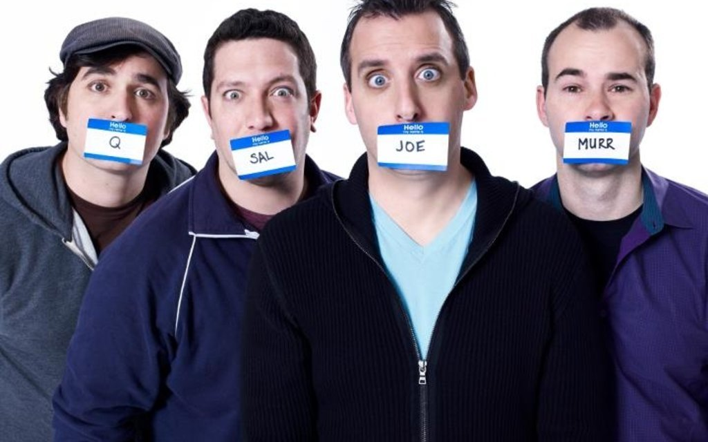 Behind the scenes with the Impractical Jokers of truTV