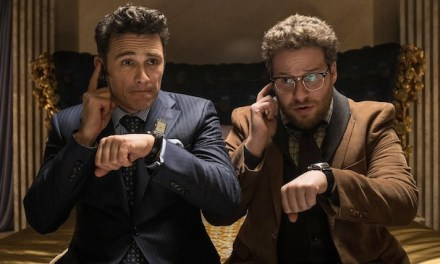 "Sony Pictures to release ""The Interview"" in select movie theaters on Christmas, after all. Thanks, Obama."
