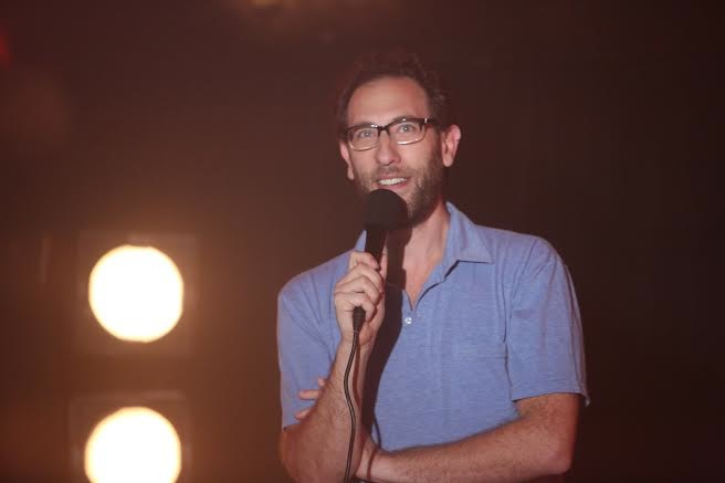 Meet Me In New York: Ari Shaffir