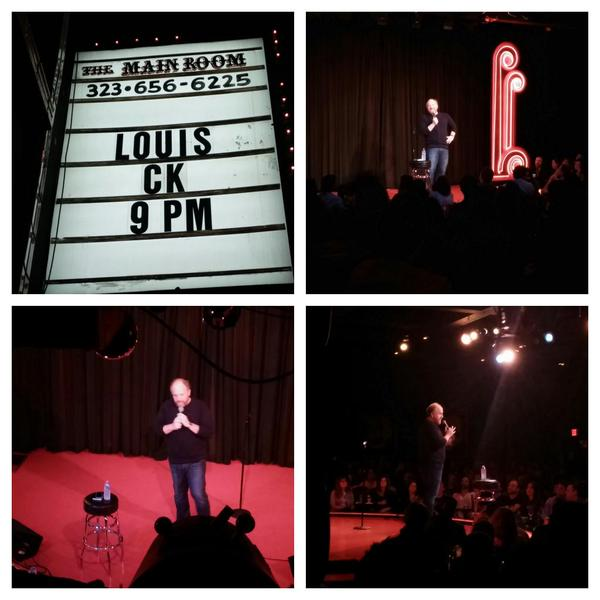 "Louis CK adds fourth MSG arena show; filmed ""Live at the Comedy Store,"" coming this spring online, then on FX"