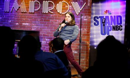 Nick Guerra wins NBC's 11th annual Stand-Up For Diversity contest, network holding deal