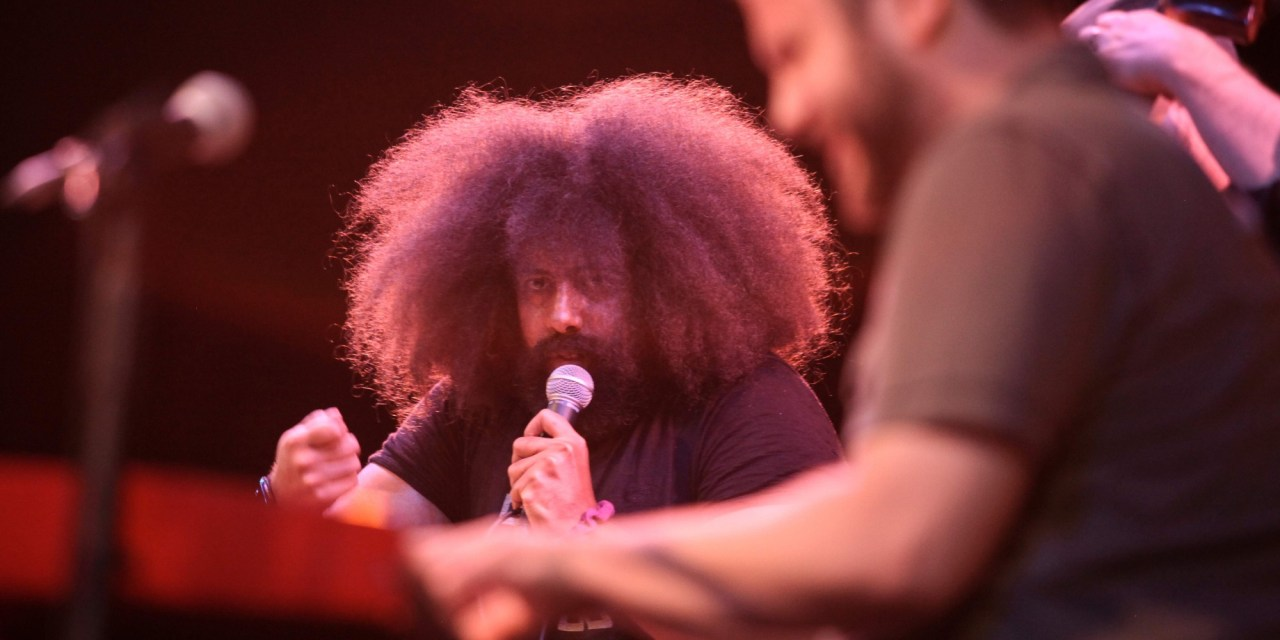 "Under The Radar: Reggie Watts sits with you for ""Audio Abramović"""