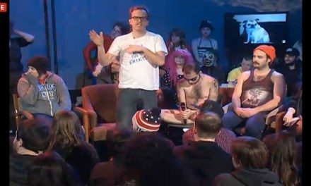The Chris Gethard Show graduating from MNN cable access to Fusion cable channel in April