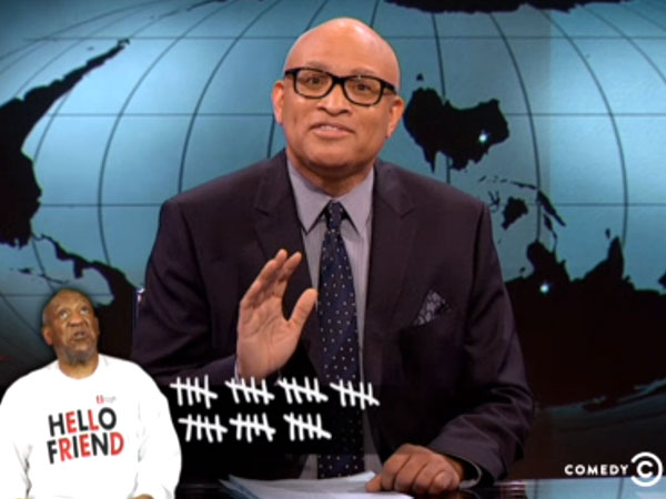 ICYMI: The Nightly Show with Larry Wilmore proclaimed Bill Cosby's guilt