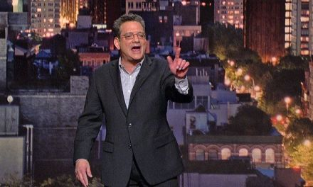 Andy Kindler's most Andy Kindler set on Late Show with David Letterman