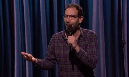 Ari Shaffir on Conan