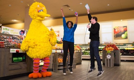 "Funny or Die moves ""Billy on the Street"" to TruTV for season four, jumps for joy with Michelle Obama and Big Bird"