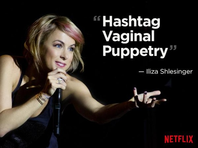 How I Used Twitter to Spy on My Fans, by Iliza Shlesinger