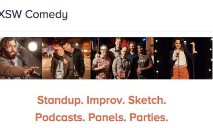 SXSW recording first-ever stand-up special during 2015 comedy fest