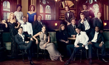 The 40th season Saturday Night Live cast interviews each other for Gotham Magazine