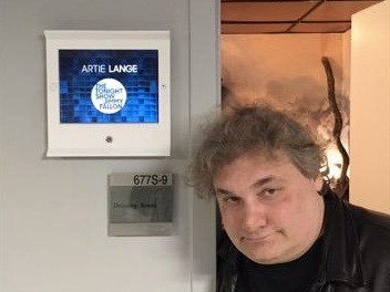 Artie Lange on The Tonight Show Starring Jimmy Fallon