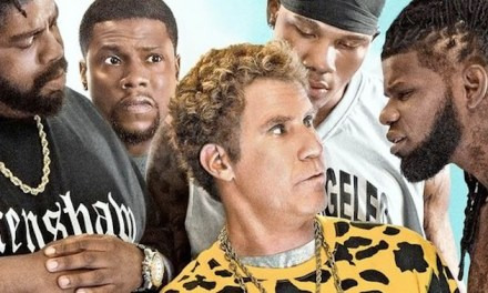 "Review: ""Get Hard"" a big formulaic comedy, heightened and hardened"