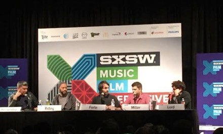 "SXSW 2015: Will Forte sings his ""Gold Man"" theme from The Groundlings that helped him land SNL"