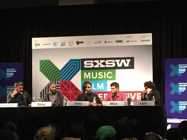 """SXSW 2015: Will Forte sings his """"Gold Man"""" theme from The Groundlings that helped him land SNL"""