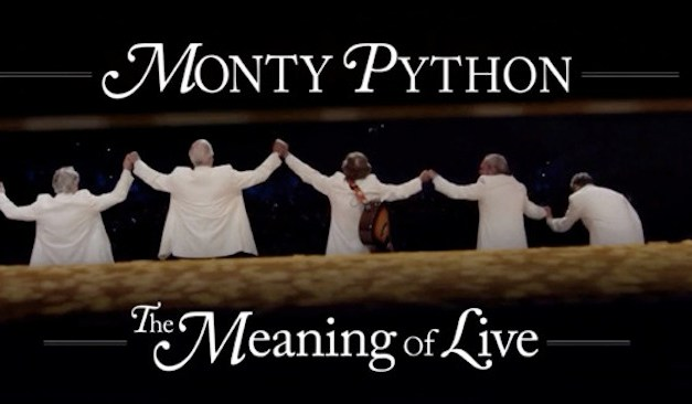 "Monty Python will appear at 2015 Tribeca Film Festival to introduce new doc plus 40th anniversary of ""Holy Grail"""