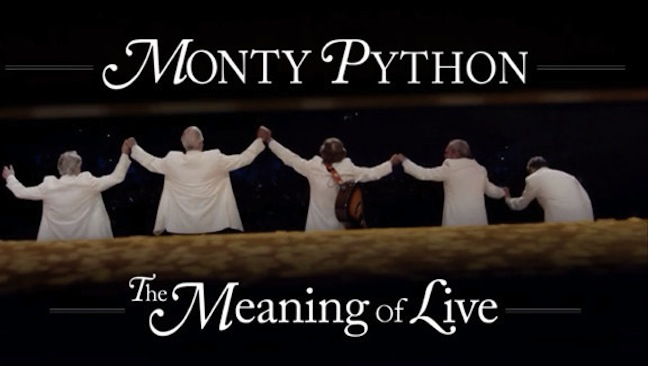 """Monty Python will appear at 2015 Tribeca Film Festival to introduce new doc plus 40th anniversary of """"Holy Grail"""""""