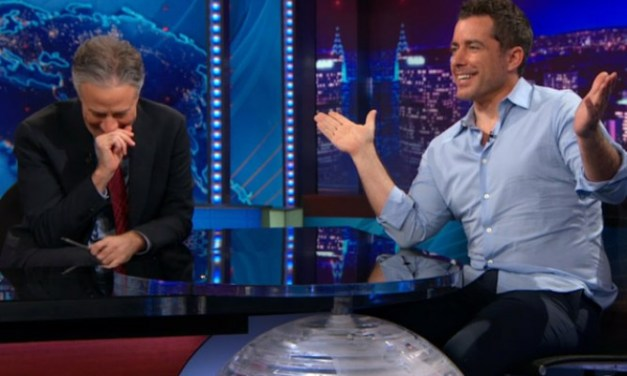 Jason Jones leaves The Daily Show after 10 years