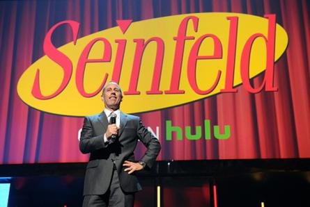 Hulu acquires entire library of Seinfeld episodes