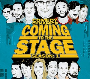 "Dan Levy hosting ""Coming To The Stage,"" new stand-up showcase for Comedy Dynamics"