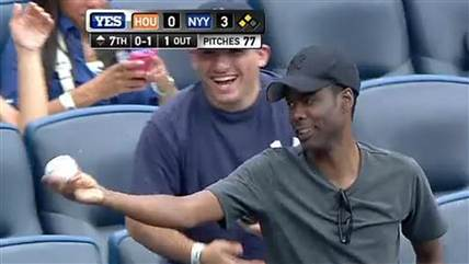Chris Rock's plea to baseball, for HBO's Real Sports with Bryant Gumbel