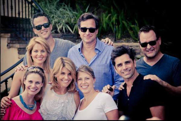 Itu0027s Official: Full House Reboot/sequel U201cFuller Houseu201d Coming To Netflix