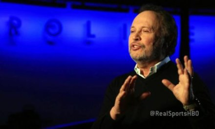 Billy Crystal on HBO's Real Sports, explaining fallen heroes to his grandchildren