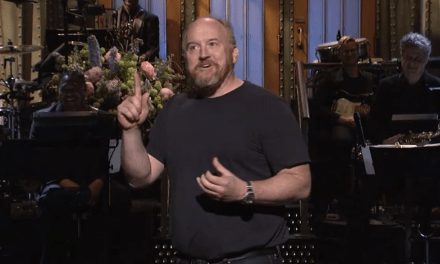 SNL's 40th season finale monologue from host Louis C.K.