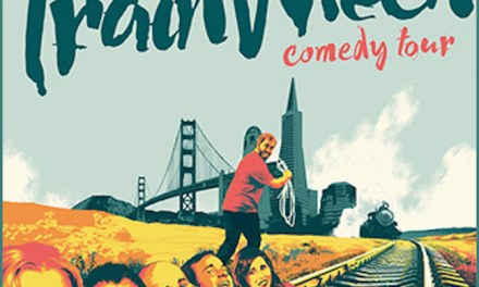 Trainwreck Comedy Tour showcasing Amy Schumer, Dave Attell, Colin Quinn, Mike Birbiglia, Vanessa Bayer, Judd Apatow for charity and promotion