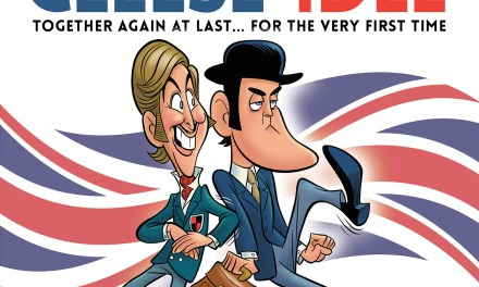 John Cleese and Eric Idle touring North America as a duo in Fall 2015