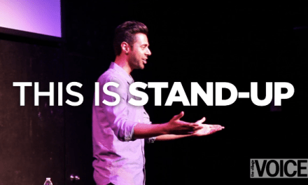 "Hasan Minhaj on ""This is Stand-Up"""